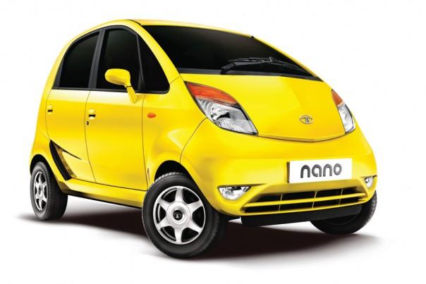 Tata Nano é lançado