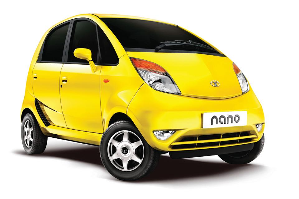 Carro mais barato do mundo virá para o Brasil