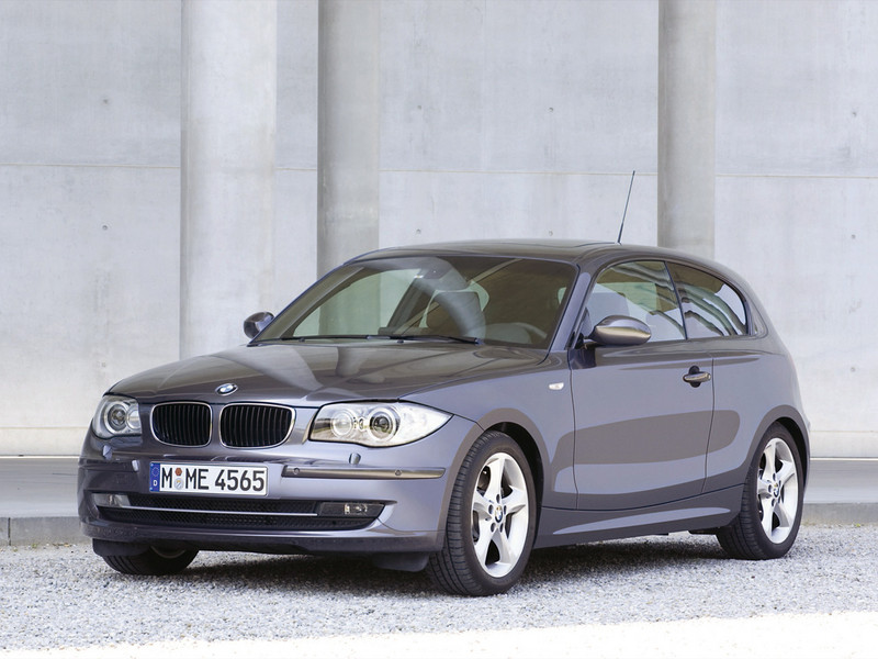 BMW 118d SE review. Author: David Miles
