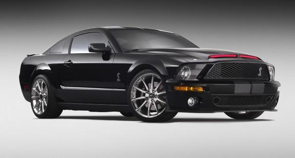 O Shelby Cobra usado na série