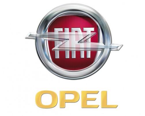 Fiat e Opel juntas