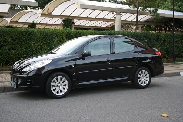 Na Garagem Do Blogauto  Peugeot 207 Passion 1 6 Flex