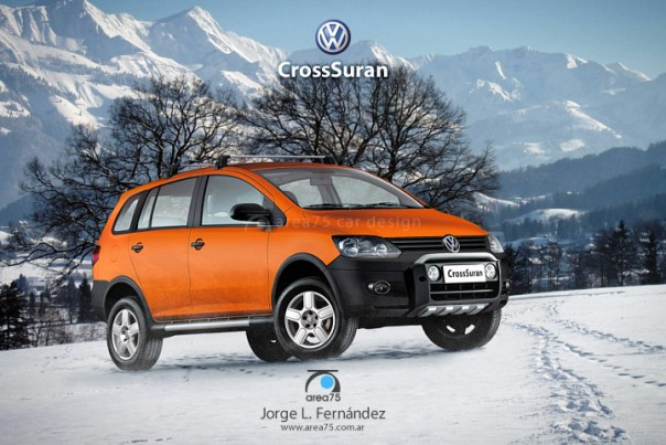 Volkswagen Cross SpaceFox