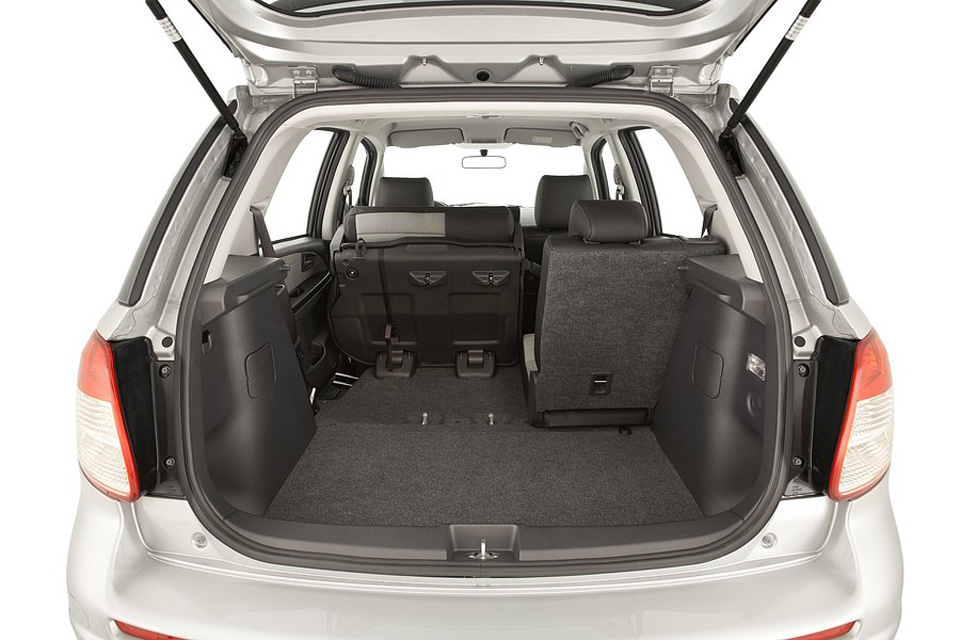 Suzuki SX4 - porta-malas