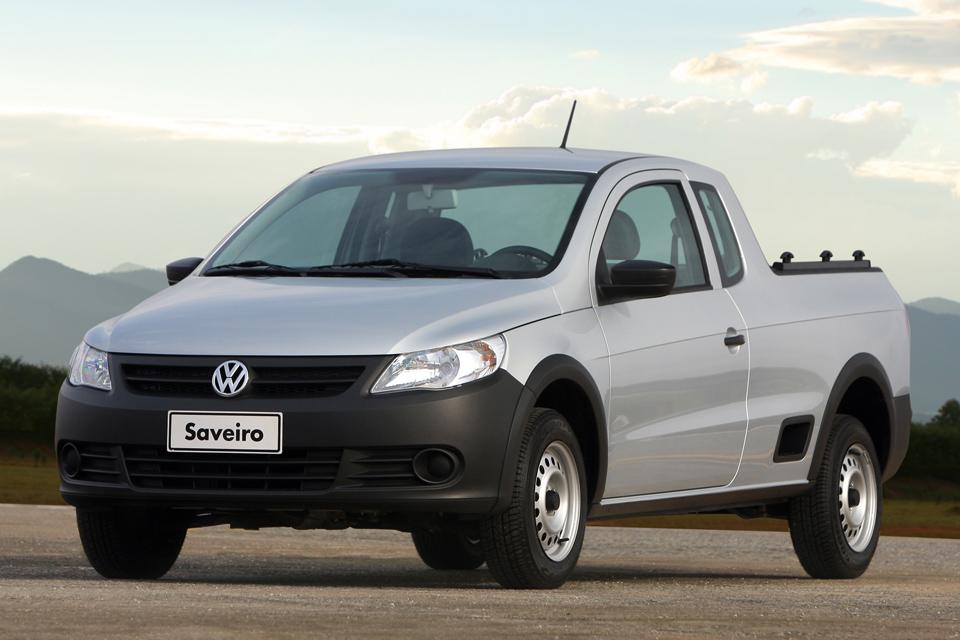 Volkswagen Saveiro básica