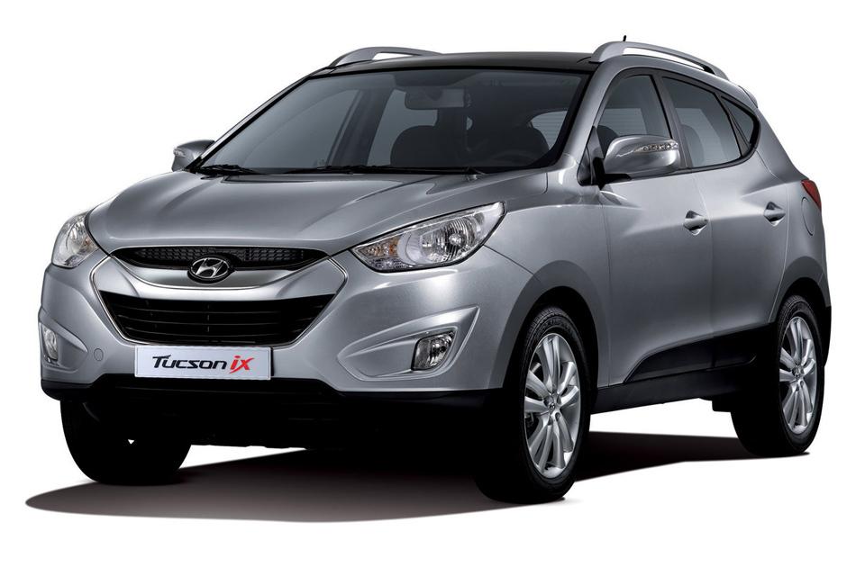 Hyundai apresenta o novo Tucson finalmente - BlogAuto