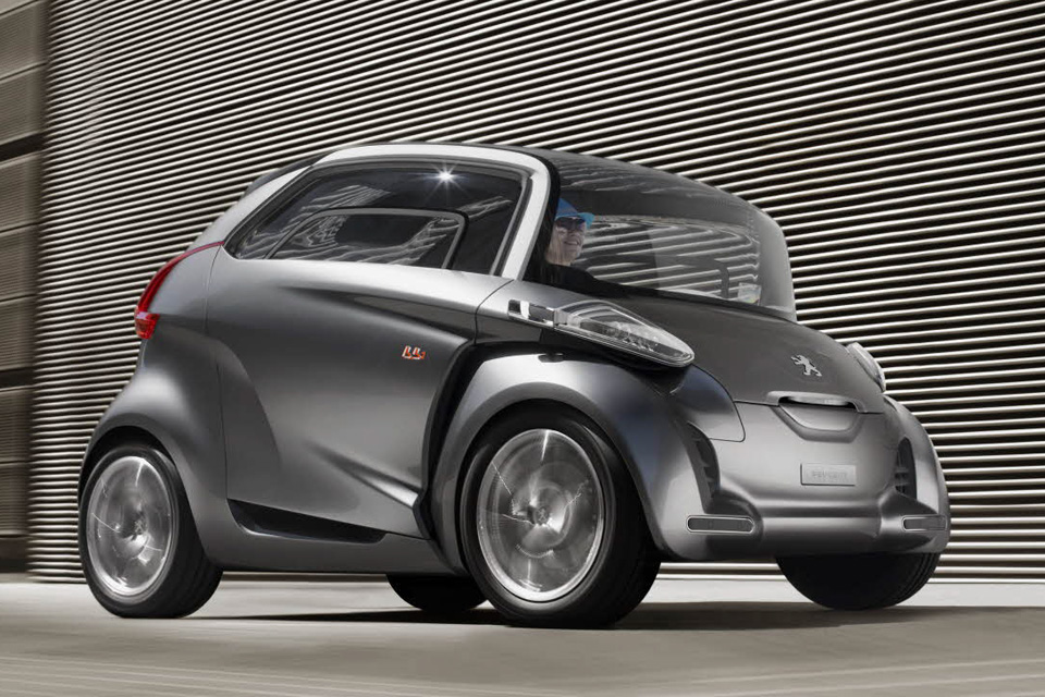 "Peugeot BB1 vem ""batido"" de fábrica - BlogAuto"