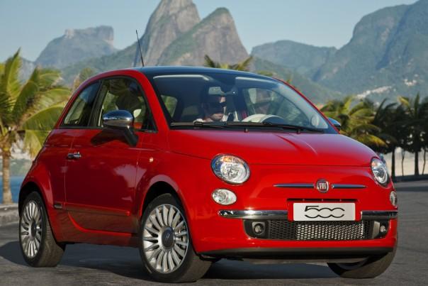 Fiat confirma-se como a marca mais ecológica da Europa fiat 500 108