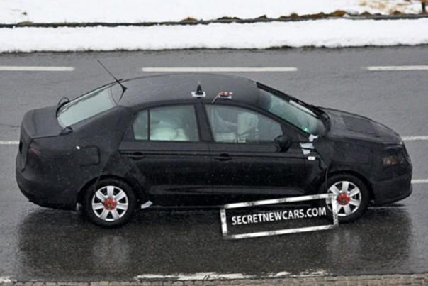 Volkswagen Polo Sedan 2011