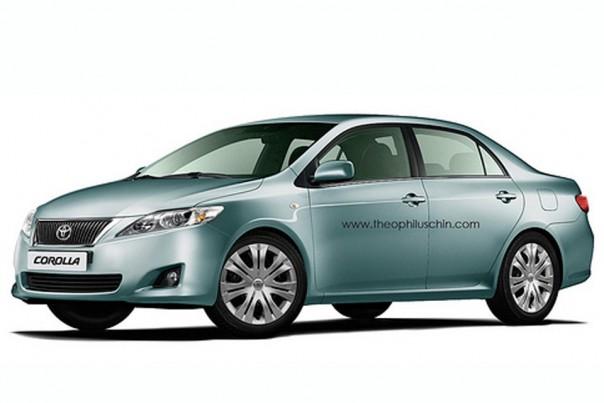 Toyota Corolla 2.0 será lançado em março - Blogauto
