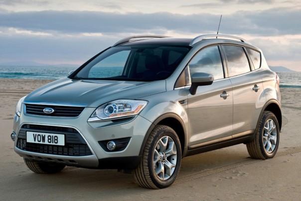 Ford Kuga a caminho do Brasil