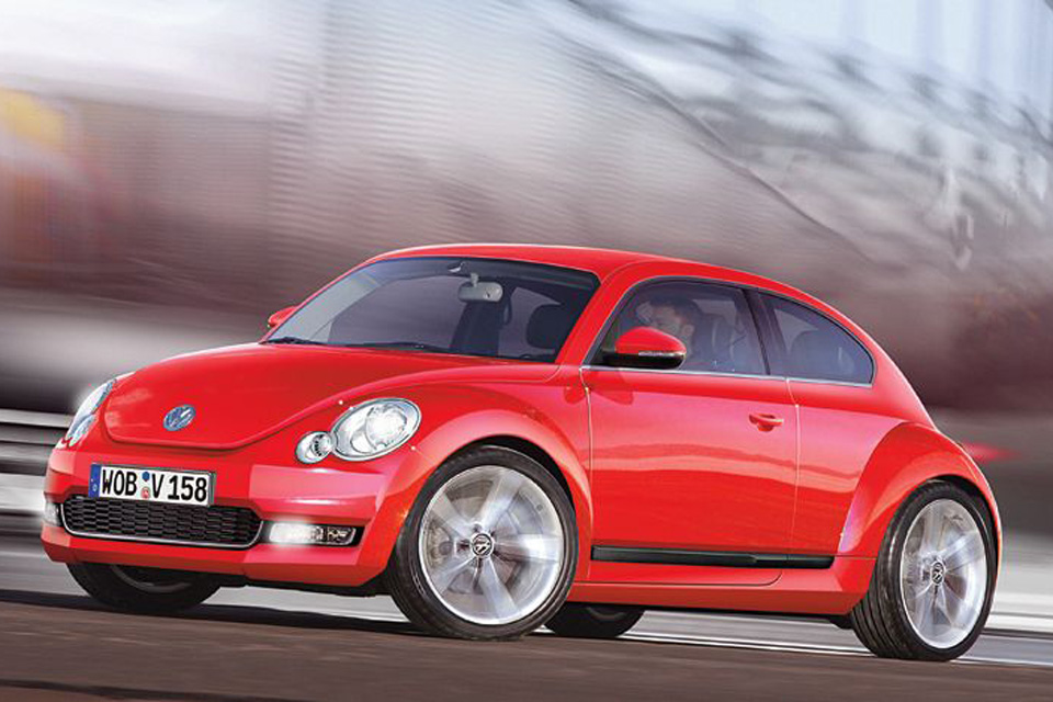 the new beetle car 2011. Volkswagen New Beetle 2011