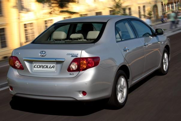Perfect Toyota Corolla Altis 2011