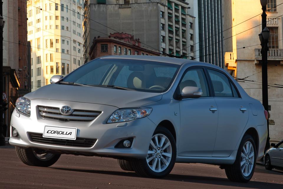 Toyota Corolla Altis 2011