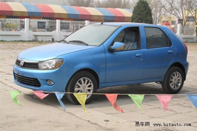 Zotye Lang Jie (Fiat Palio)