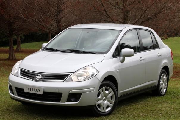 Nissan lança o Tiida Sedan por R$ 44 500 - BlogAuto