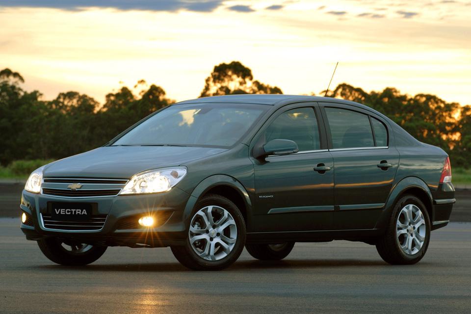 Chevrolet Vectra sai de linha em junho, Astra segue em produção