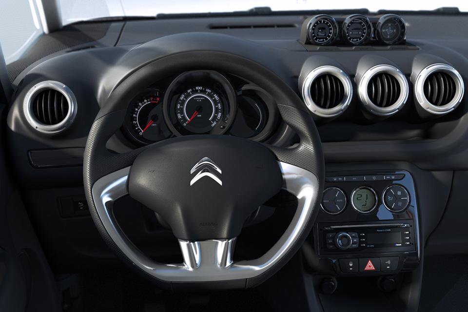 Citroën Aircross 2011