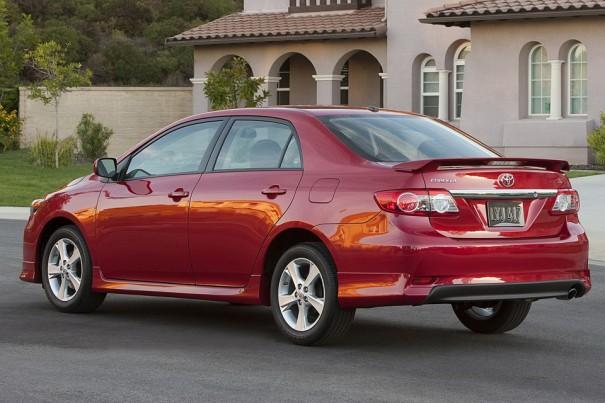 Toyota Corolla 2011 dos EUA