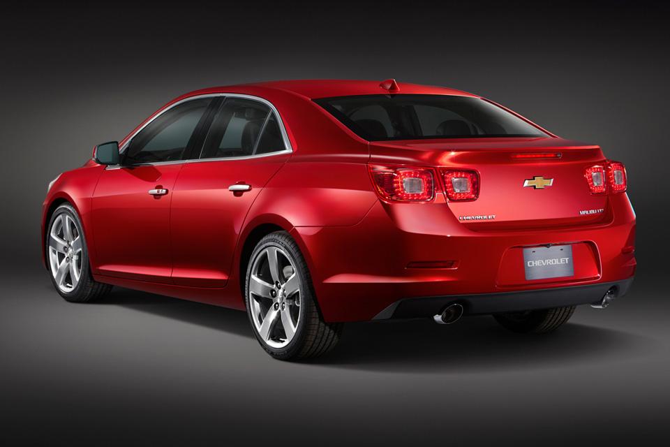 Chevrolet Malibu 2013: veja o novo sedã sob todos os ângulos