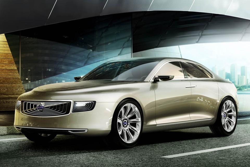 Conheçam o estranho Volvo Concept Universe