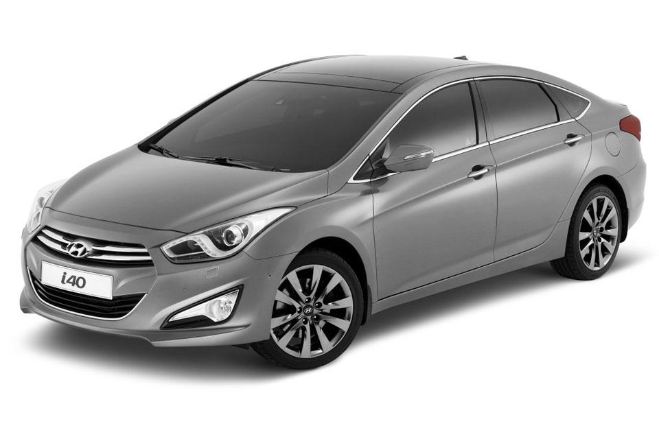 Depois da perua, Hyundai lança i40 sedã