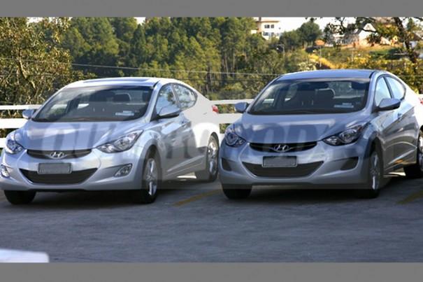 Hyundai Elantra J 225 Circula Pelas Ruas Paulistas Sem Camuflagem Blogauto