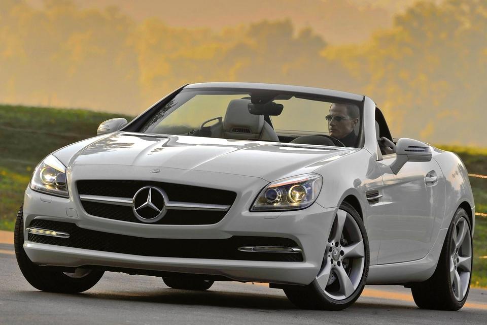 Mercedes benz slk 200 2012 chega ao brasil em agosto for 2012 mercedes benz slk