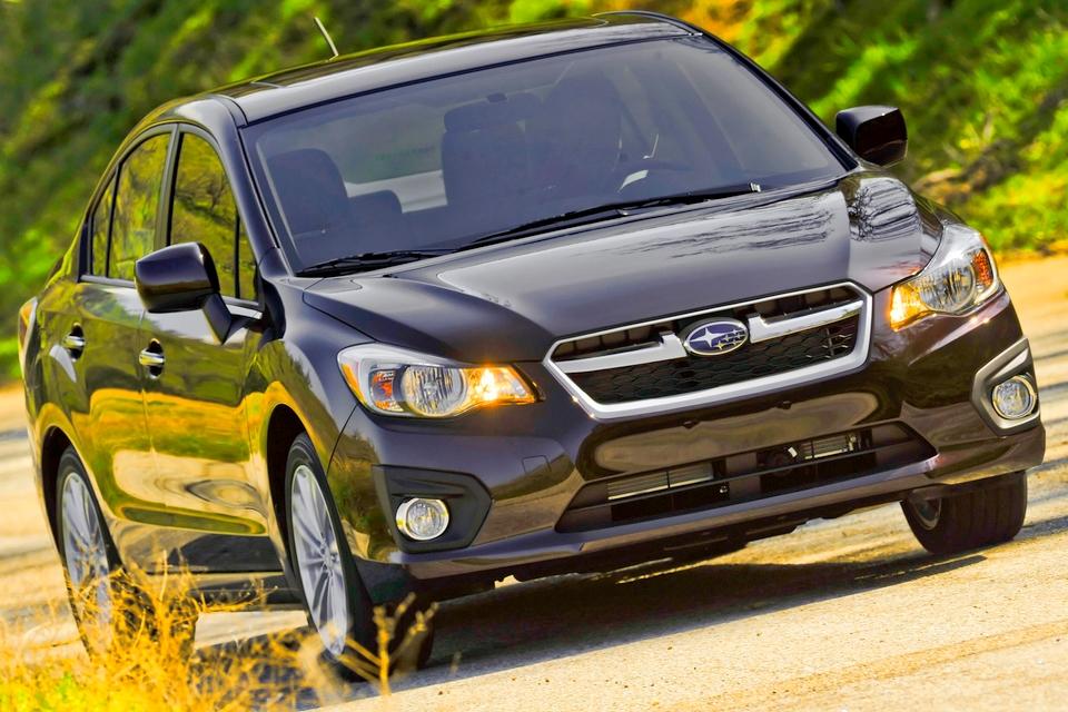 Subaru promete quatro lançamentos até 2016