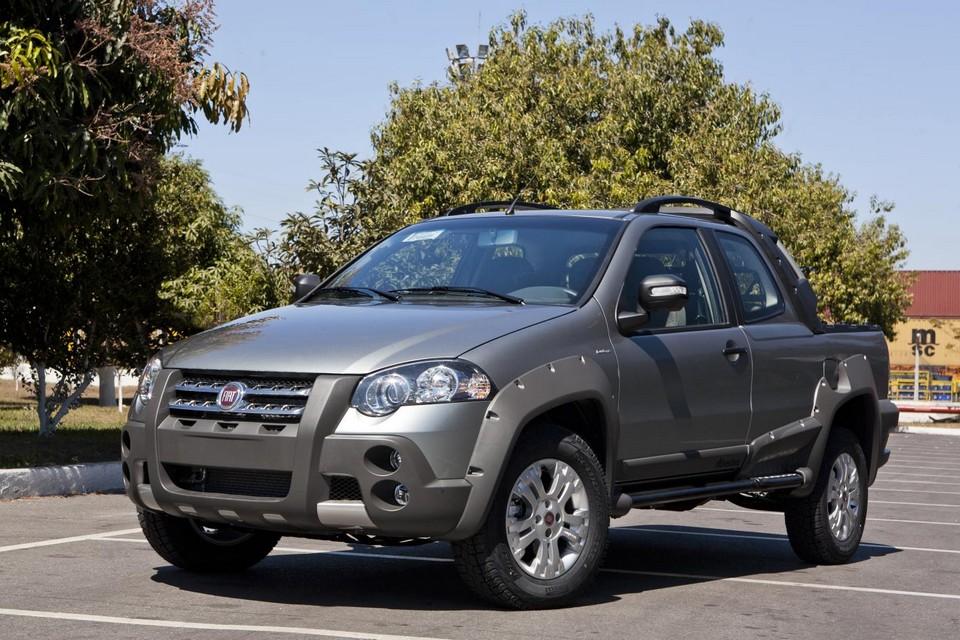 Fiat lança câmbio Dualogic para a Strada Adventure Cabine Dupla