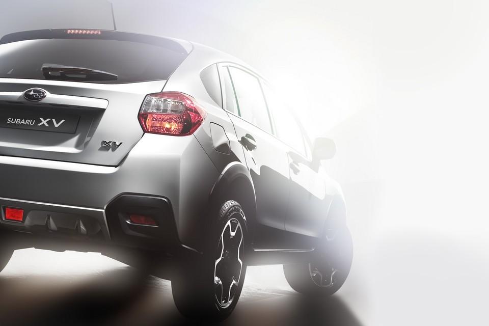 Subaru XV aparece em primeira imagem