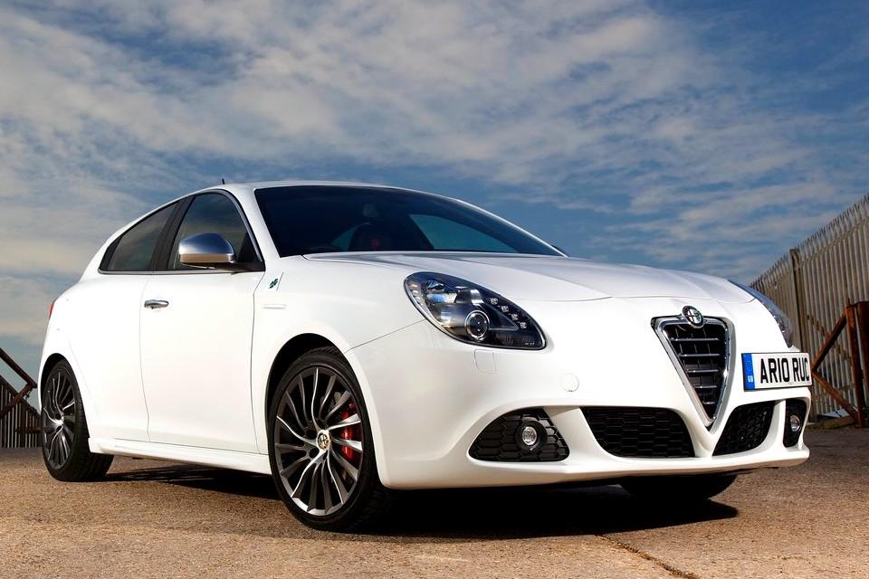 Alfa Romeo Giulietta chega a 100 mil unidades vendidas