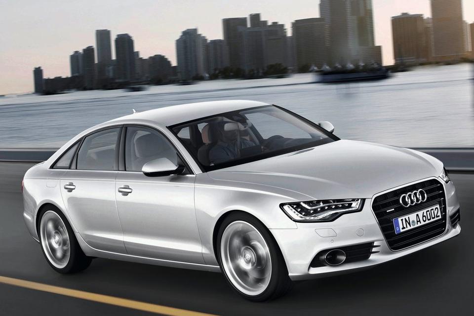 Audi A6 será apresentado no Brasil entre os dias 11 e 13 de outubro