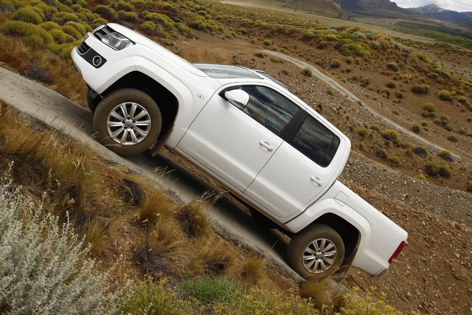 Volkswagen lança linha 2012 da picape Amarok