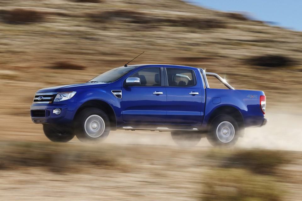 Ford começa a fabricar motores da nova Ranger na Argentina