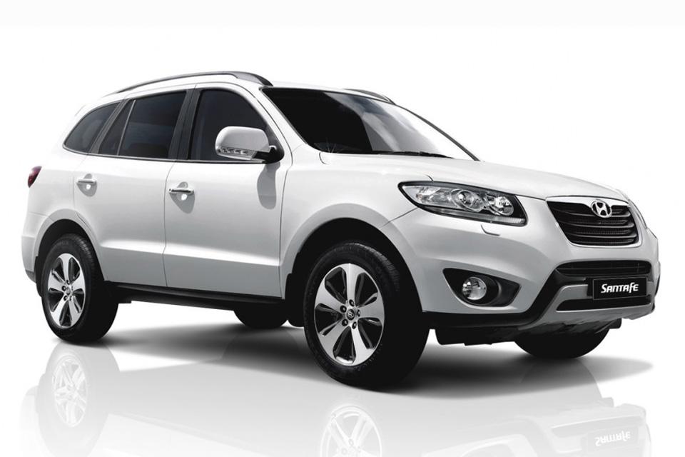 Elegant Teste: Hyundai Santa Fe 3.3 V6