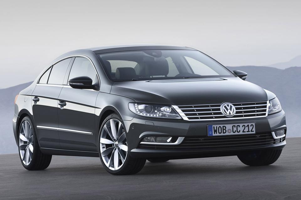 """Volkswagen muda identidade do Passat CC e agora cupê passa a se chamar apenas """"CC"""""""