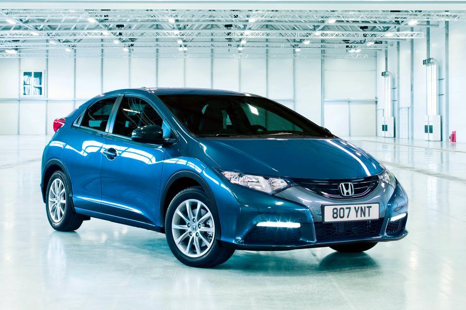 Honda planeja novo crossover baseado no Civic europeu - BlogAuto