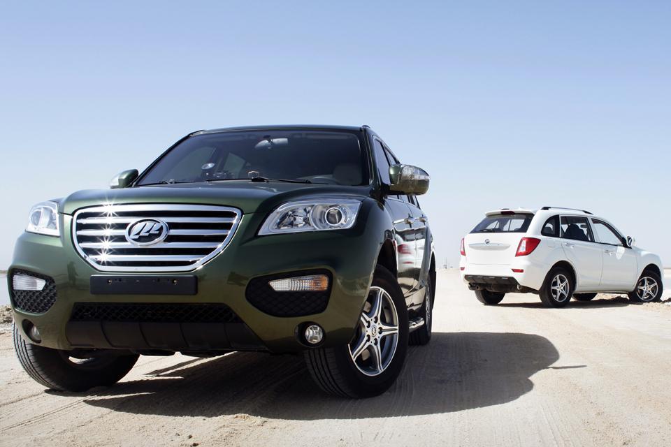 Sob nova direção, Lifan baixa preços e lança X60