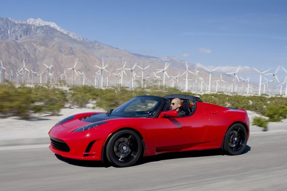 Tesla Motors pode chegar ao Brasil em 2014