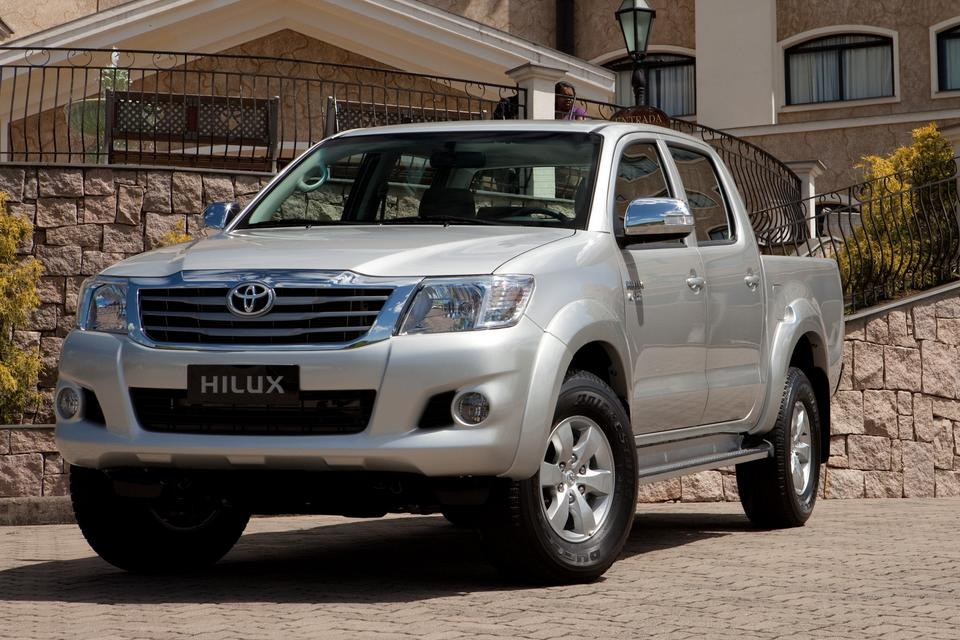 Toyota Hilux 2014 And Discover Latest Info About All New Picture