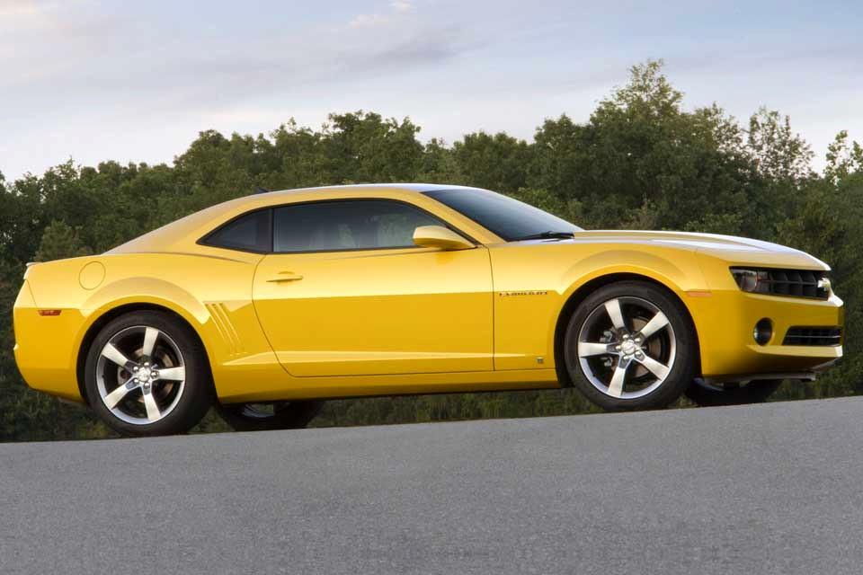 Camaro Amarelo J 225 Conhece O Clip Blogauto