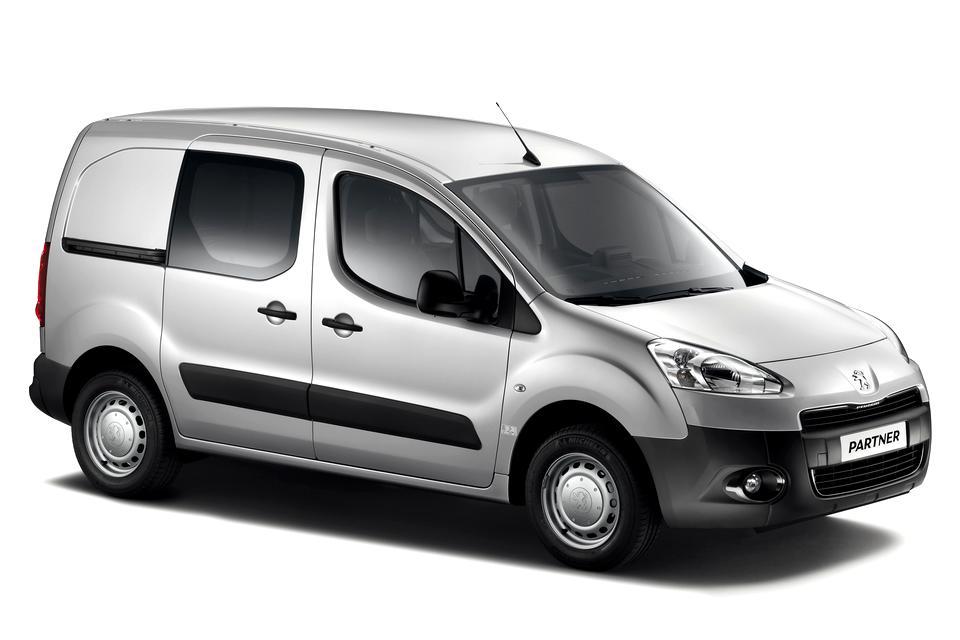 Peugeot Partner 2013 - Fotos de coches - Zcoches