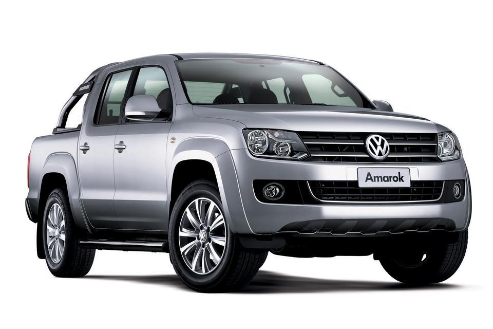 Volkswagen Amarok Highline