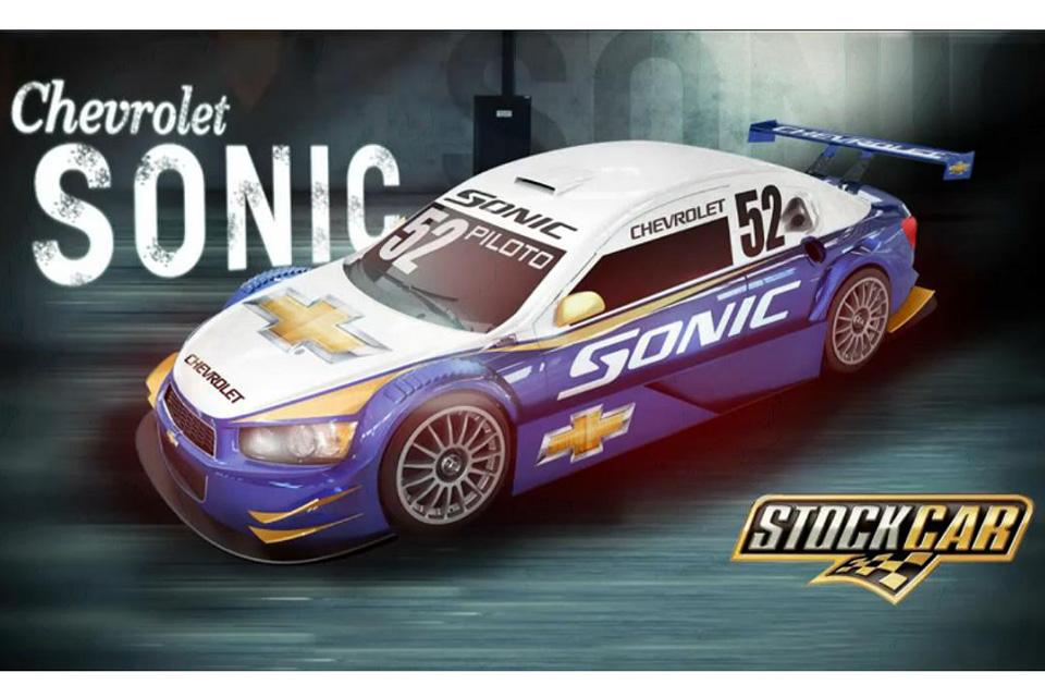 Chevrolet Sonic substituirá Vectra na Stock Car
