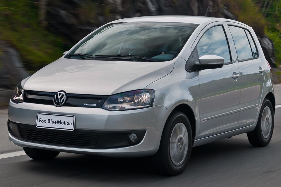 Fox BlueMotion emite menor quantidade de poluentes e consome menos por a partir de R$ 36.730