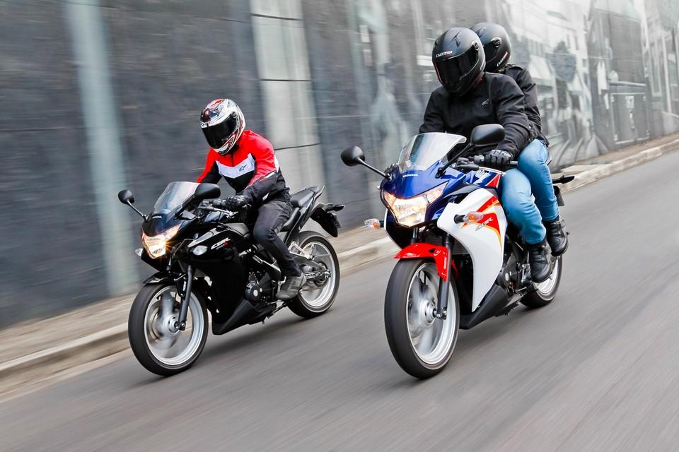 Honda CBR 250R HONDA CBR 250R 2013   Fotos, Preços e Consumo