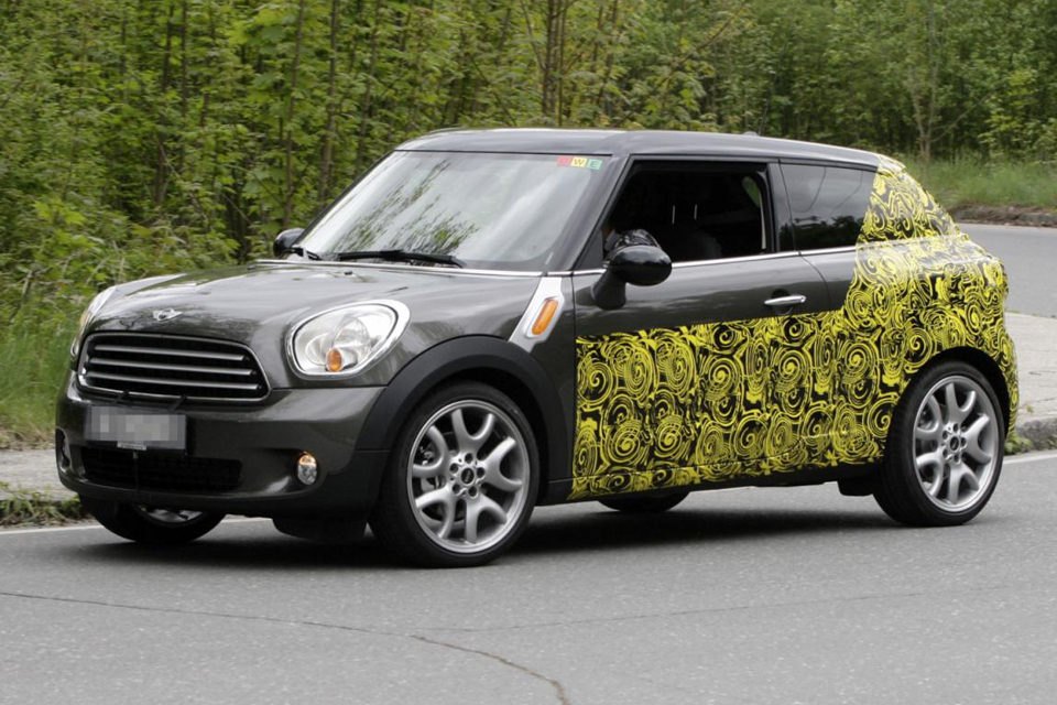 Mini Countryman cupê