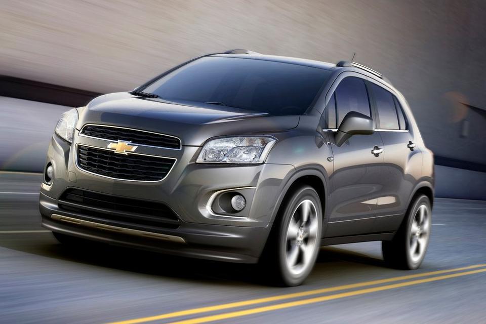 Trax é o novo SUV global da Chevrolet e futuro concorrente do novo EcoSport no Brasil