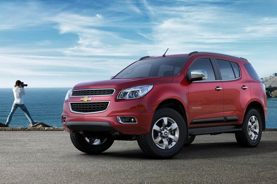 Nova Chevrolet Blazer chega em outubro